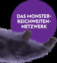 Monster Netzwerk
