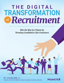The Digital Transformation of Recruitment Ebook