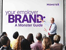 Your Employer Brand: A Monster Guide