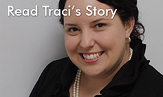 Read Traci's Story