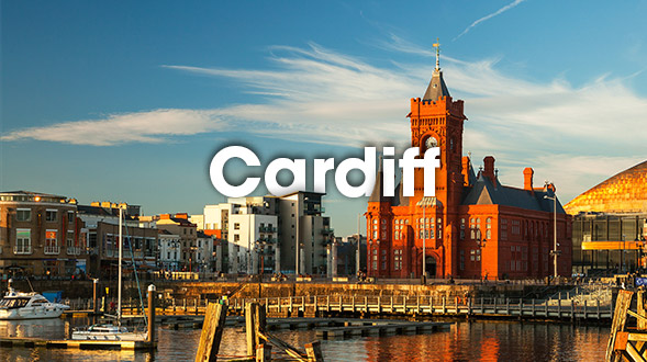 Cardiff digital careers