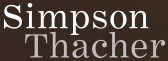 Simpson Thacher & Bartlett LLP