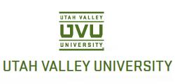 Company Logo Utah Valley University