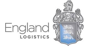 Company Logo England Logistics