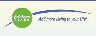 Company Logo Erickson Living