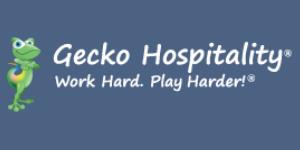 Company Logo Gecko Hospitality
