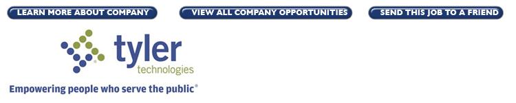 Company Logo Tyler Technologies