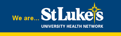 Company Logo St. Luke's University Health Network