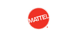 Company Logo Mattel