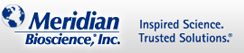 Company Logo Meridian Bioscience