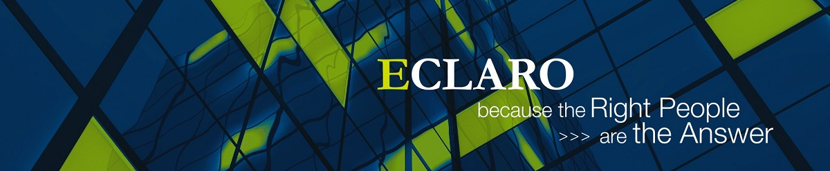 <p>Eclaro is a Business and Technology Consulting Firm that connects top   talent with opportunities nationwide. We have direct access to Hiring   Managers from leading Fortune 1000 organizations in almost every   industry segment, with particular expertise in:</p>
