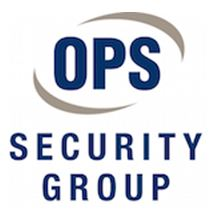 Company Logo OPS Security Group