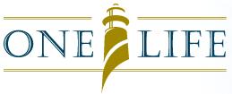 Company Logo ONE LIFE AMERICA