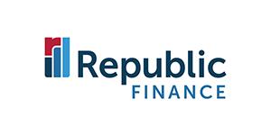 Company Logo Republic Finance