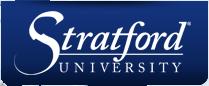Company Logo Stratford University.