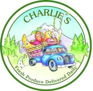 Company Logo Charlie's Produce
