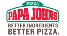 Company Logo Papa John's Pizza