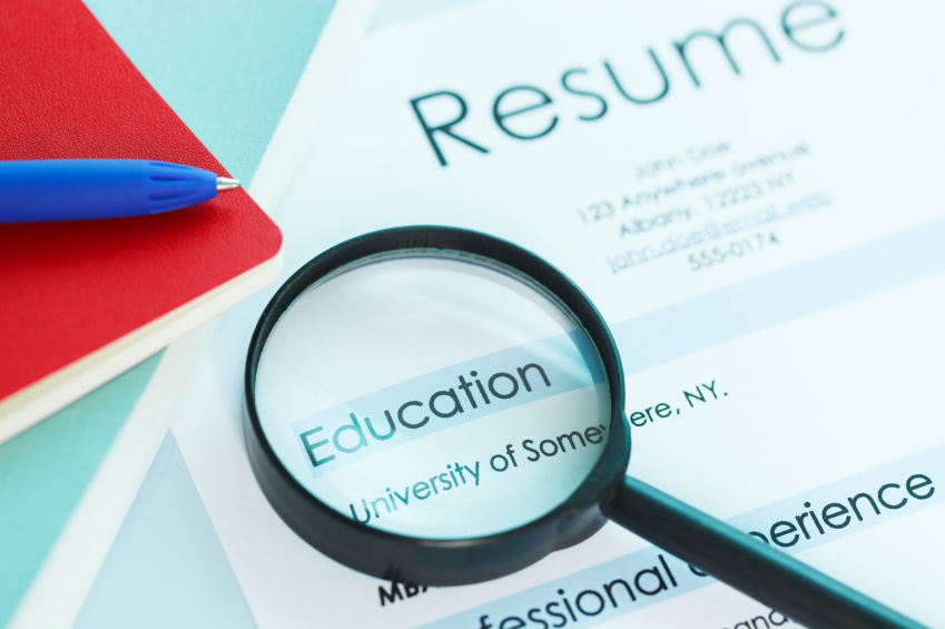 tips for writing your resume u0026 39 s education section