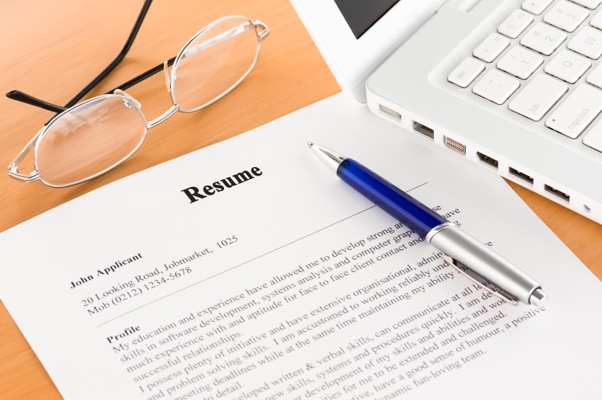 how to write an effective resume title