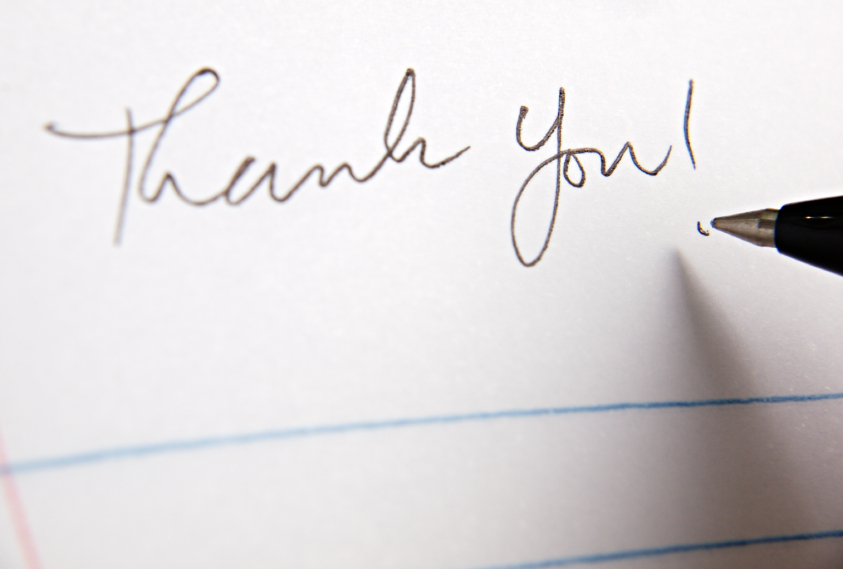 What Is a Thank-You Letter