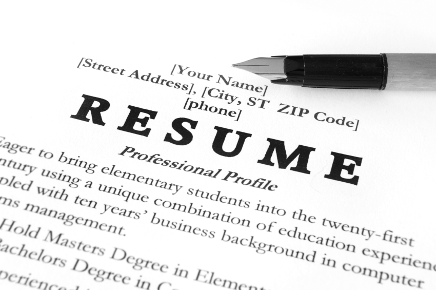 Is It the End of the Resume Era?