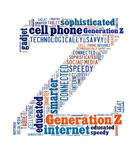 Generation Z Is Entering the Workforce
