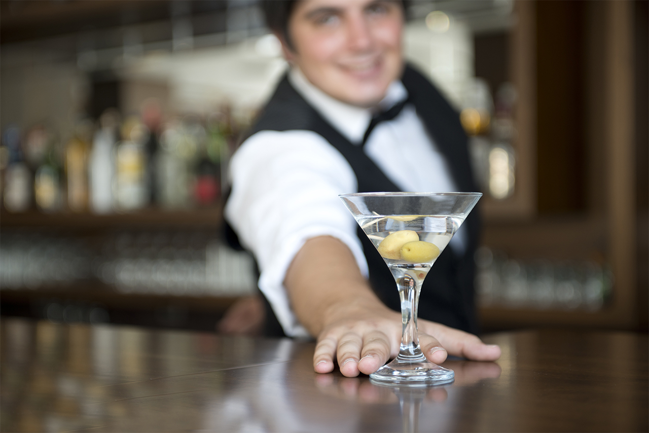 bartending resume objective examples