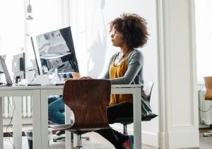 b614ef89edaaca Van alle werknemers in de ICT, is slechts 12% vrouw. Niet alleen voor de  diversiteit op de werkvloer is dat jammer, ook vanuit economisch  perspectief is het ...
