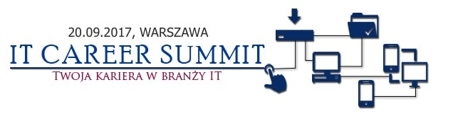 20 września 2017 - IT Career Summit 2017
