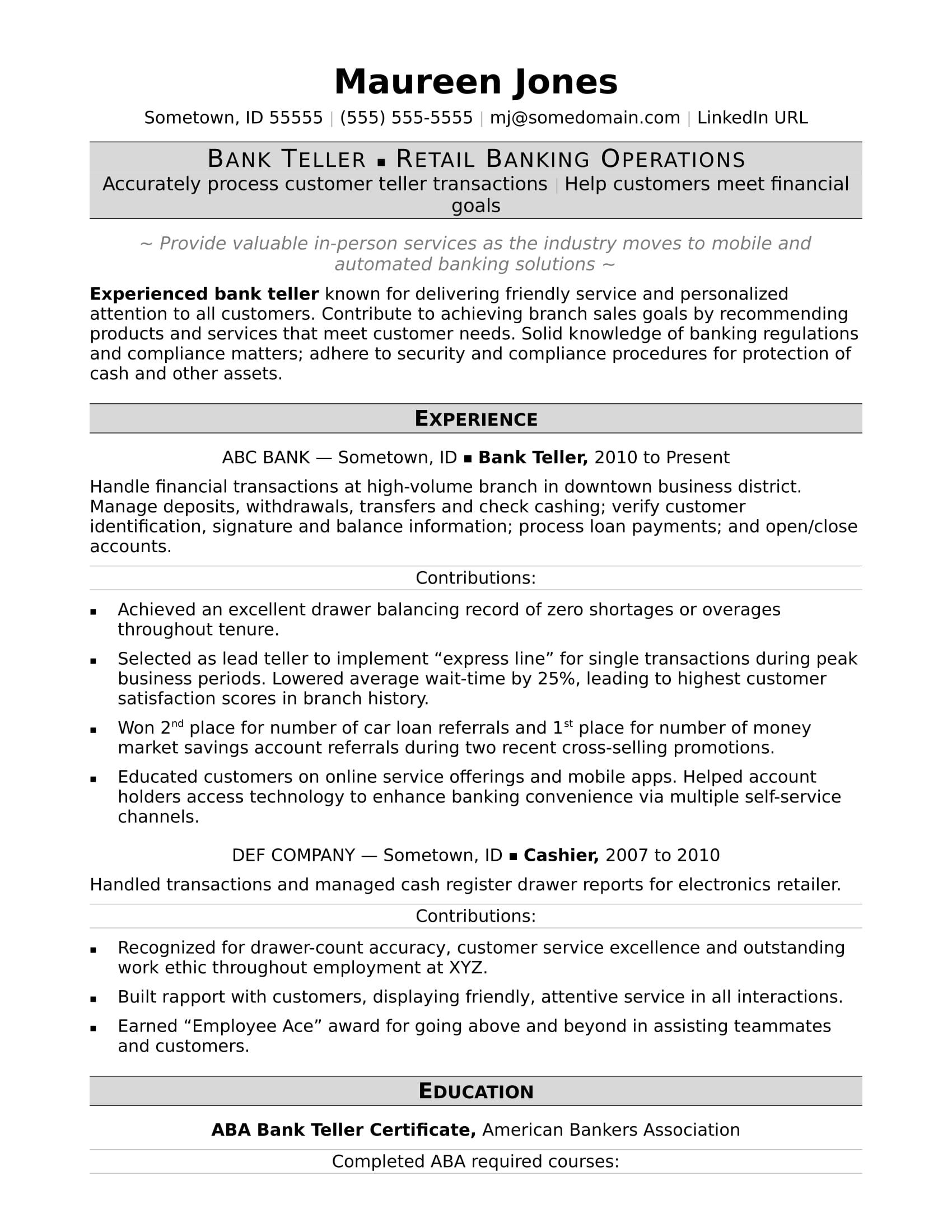 monster resume by industry