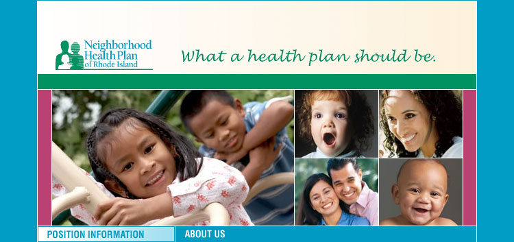 Company Logo Neighborhood Health Plan of RI