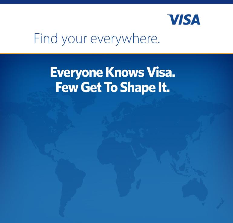 Company Logo Visa