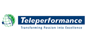 Company Logo Teleperformance