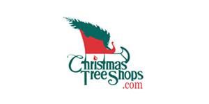 Company Logo Christmas Tree Shops